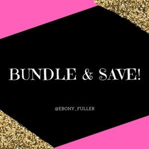 Other - Bundle and Save 25%